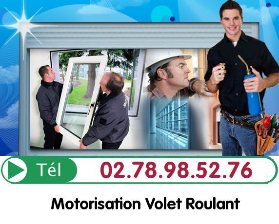 Deblocage Volet Roulant Dame Marie 27160