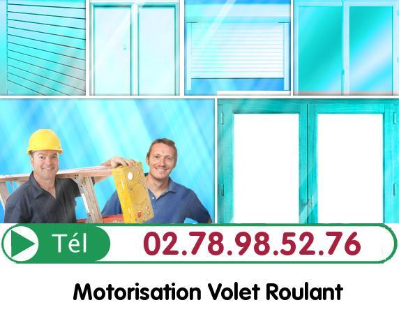 Deblocage Volet Roulant Rebets 76750